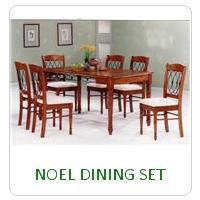 NOEL DINING SET